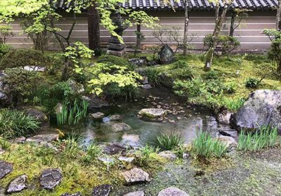 杜若園芸 とじゃくえんげい 池の施工・ビオトープ管理