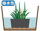 抽水植物の管理水位