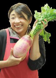 杜若園芸 京都産無農薬野菜のこだわり