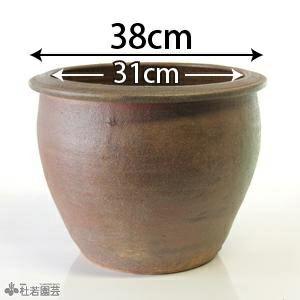 使いやすい!お手軽陶器鉢(大)
