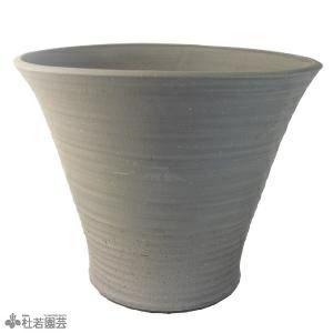 水鉢 手づくり 瓦色